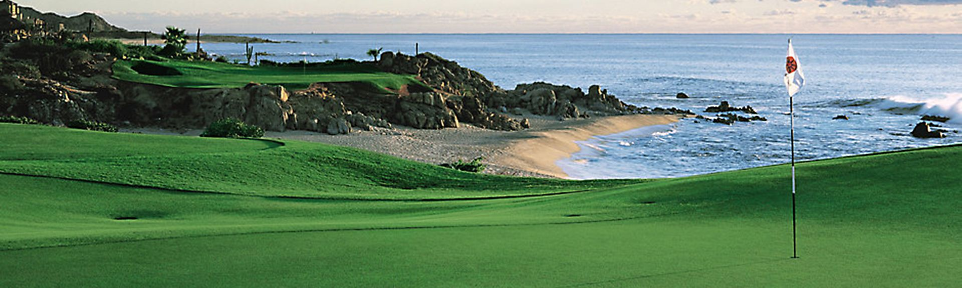 Cabo del Sol Golf Club and Resort (Cabo San Lucas, B.C.S., Μεξικό)