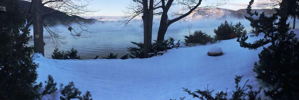 Neshobe River vingård, Brandon, Vermont, Forente Stater