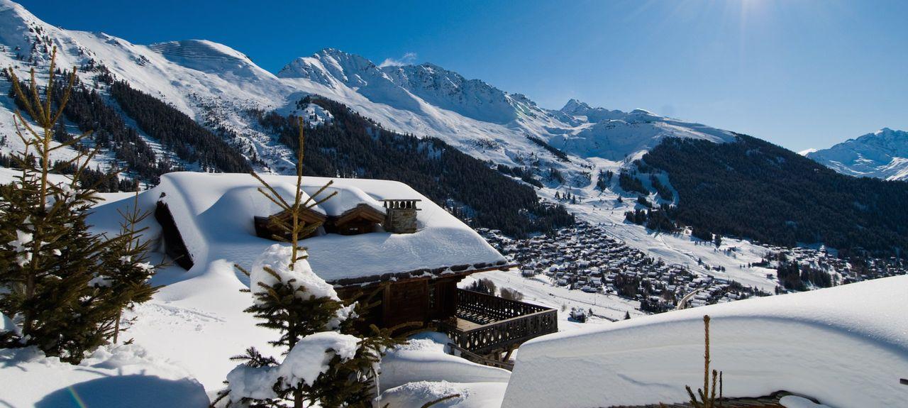 Zinal, Wallis, Schweiz