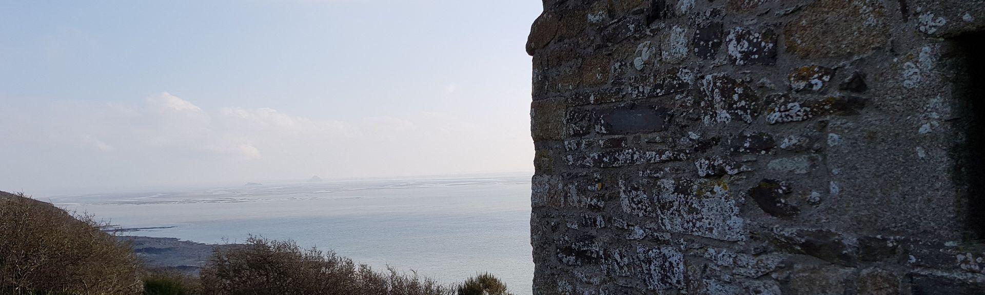 Coudeville-sur-Mer, France