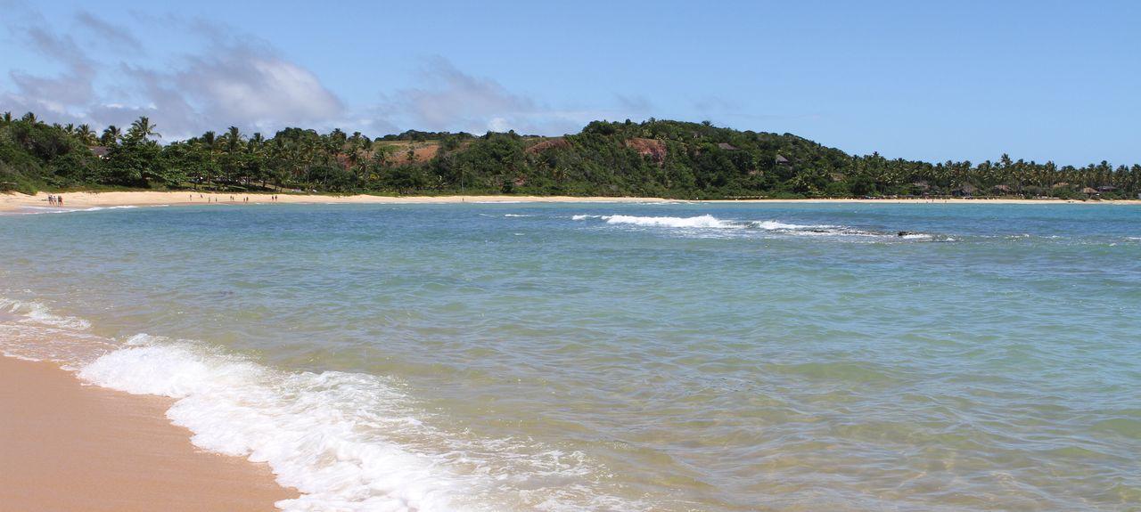Ponta do Corumbau Beach, Prado - BA, Brazil
