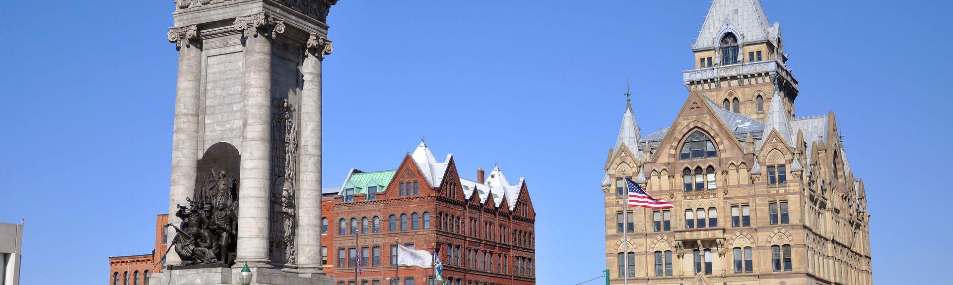 Syracuse, NY, USA