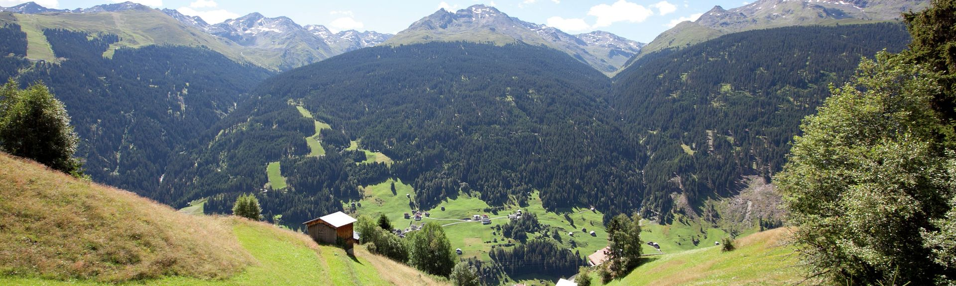 Ebene, Austria