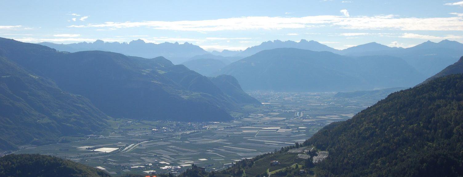 Kaltern an der Weinstraße, Trentino-Südtirol, Italien