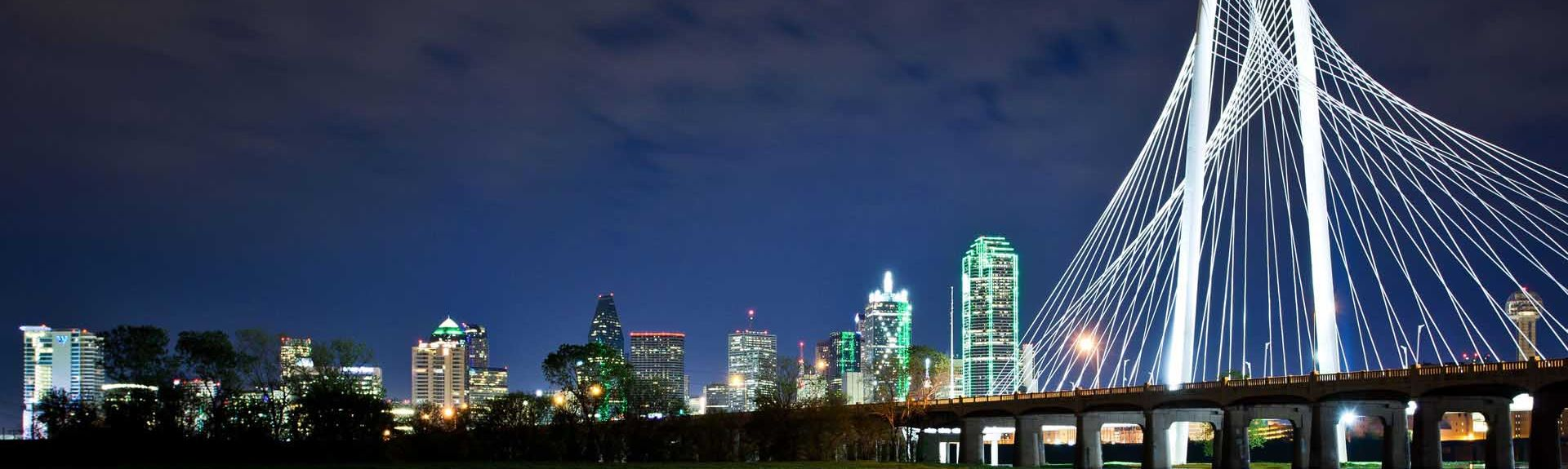 Dallas Arts District, Dallas, Texas, Verenigde Staten