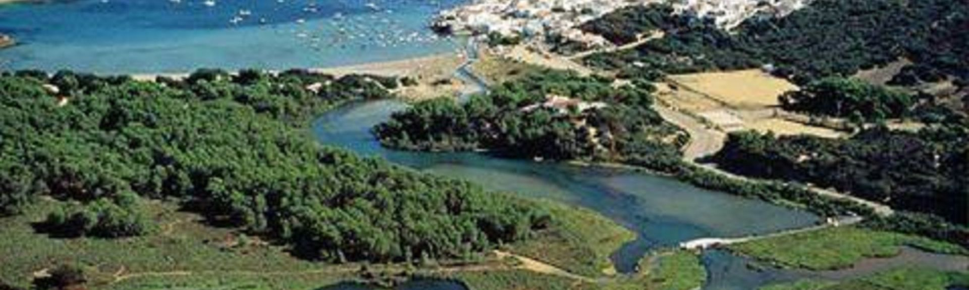 Sant Jaume Mediterrani, Alayor, Balearen, Spanje