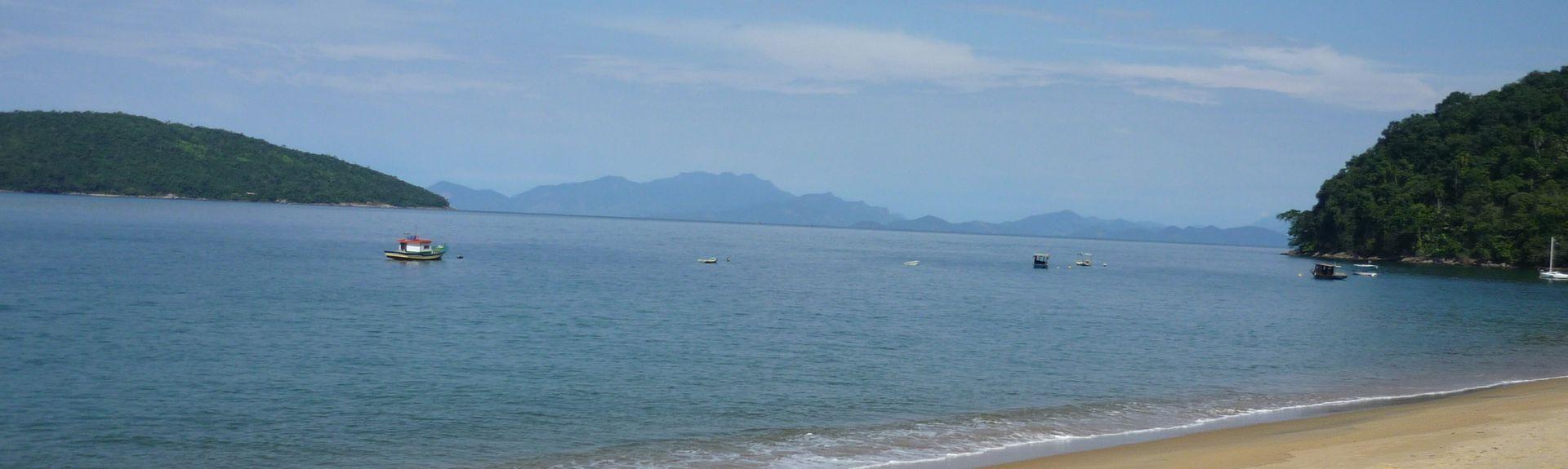 Praia Vermelha, Angra dos Reis, Regio zuidoost, Brazilië