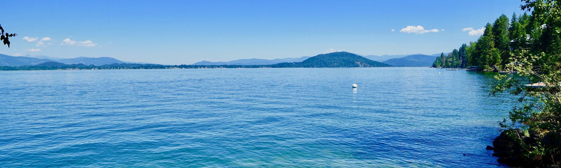 Lakeview Park, Sandpoint, ID, USA