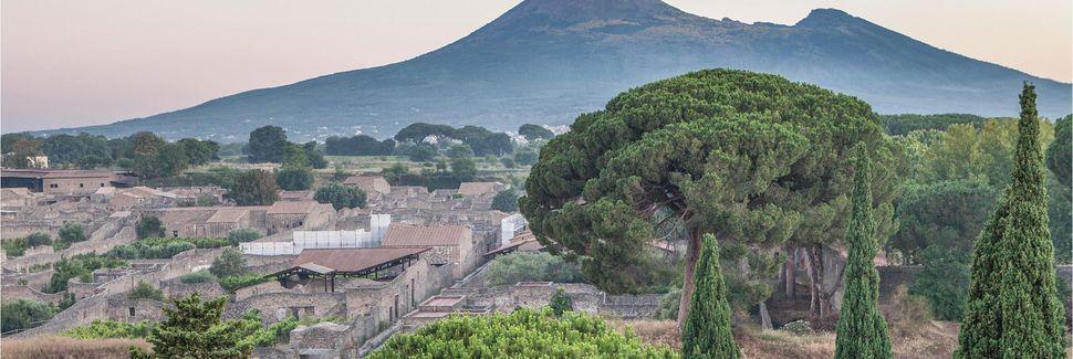 Porto di Mergellina, Napoli, Campania, Italia