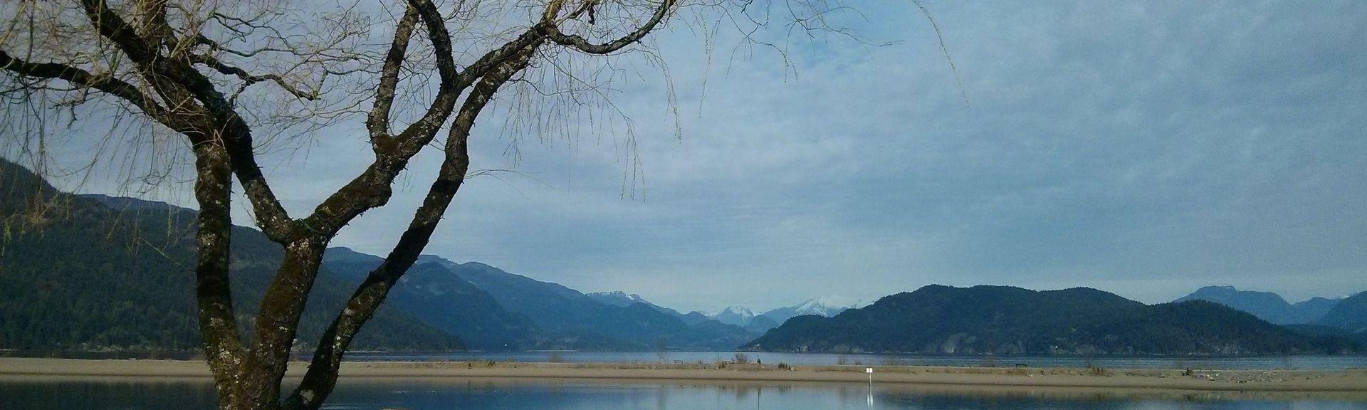 Cultus Lake Park, Chilliwack, British Columbia, Canada