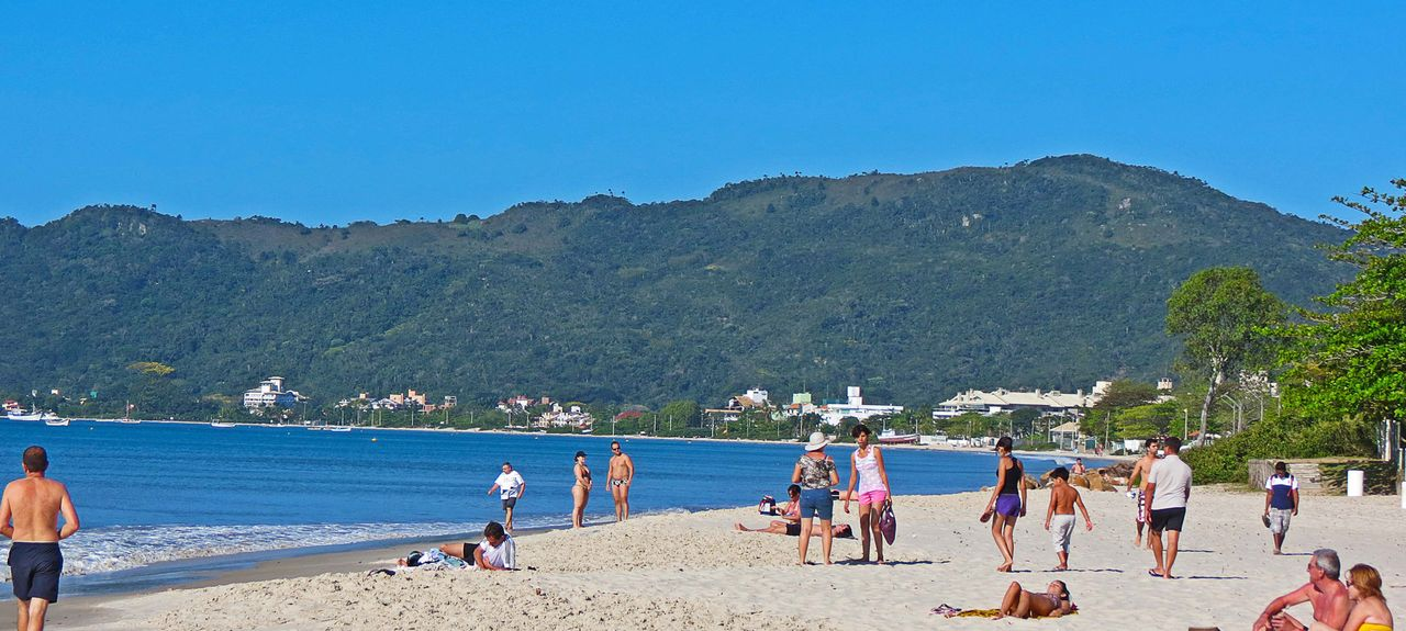 Canasvieiras, Florianópolis - State of Santa Catarina, Brazil