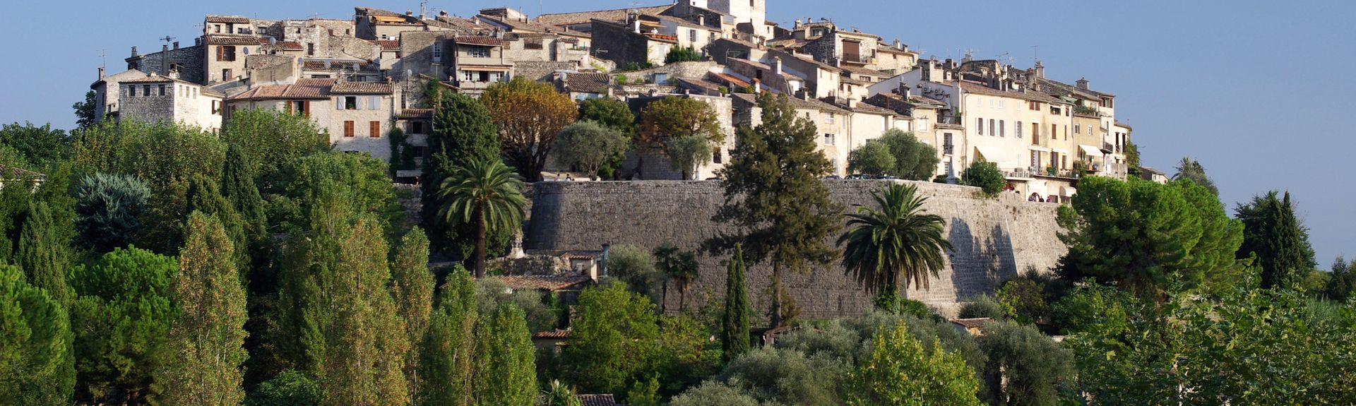 Saint-Paul-de-Vence, Alpes-Maritimes, France