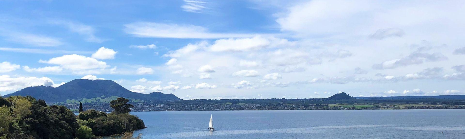 Acacia Bay, Taupo, Waikato, New Zealand