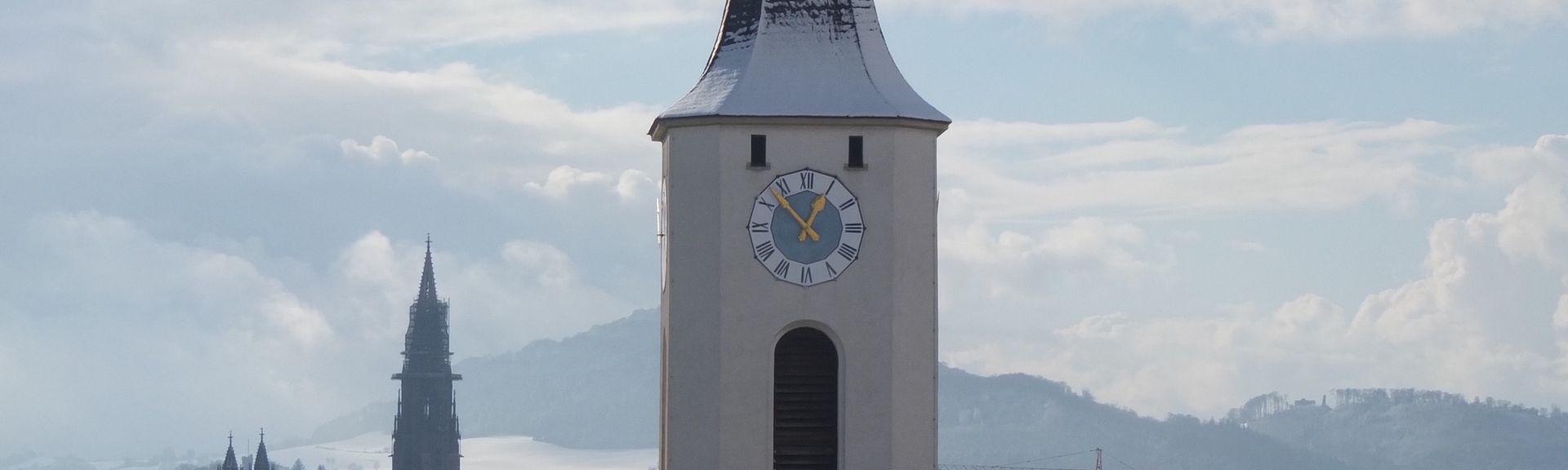 Neuburg, Fribourg-en-Brisgau, BW, Allemagne