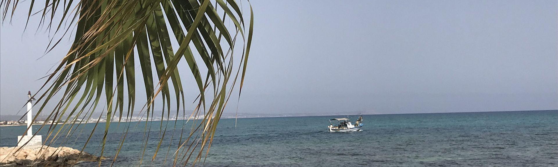 Grecian Bay Beach, Ayia Napa, Famagusta District, Cyprus