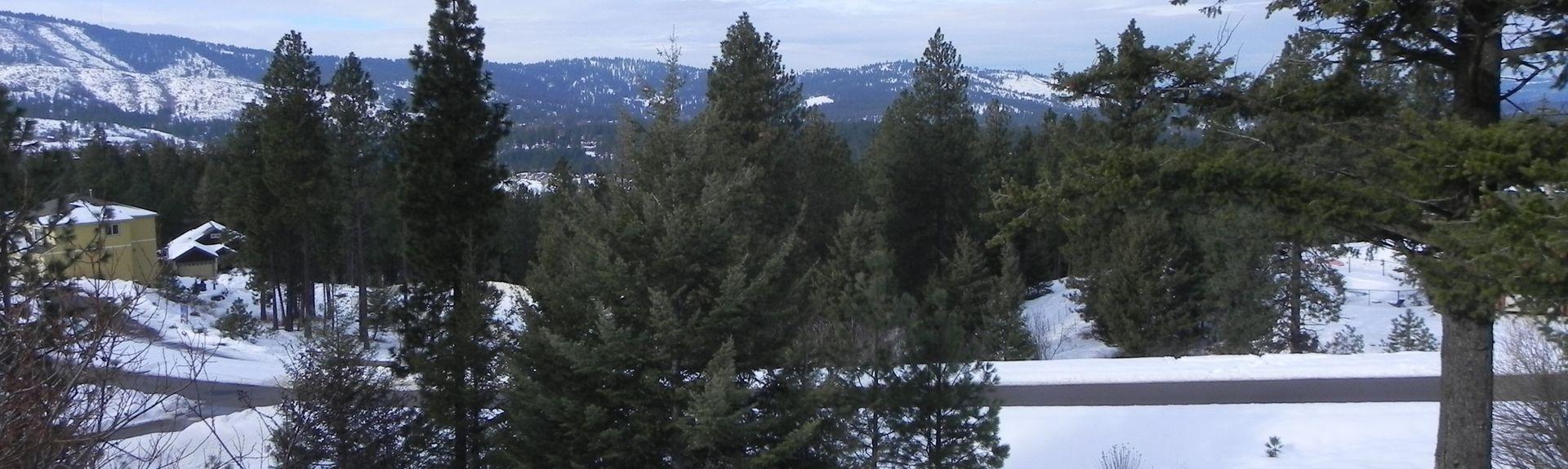 John A. Finch Arboretum, Spokane, WA, USA