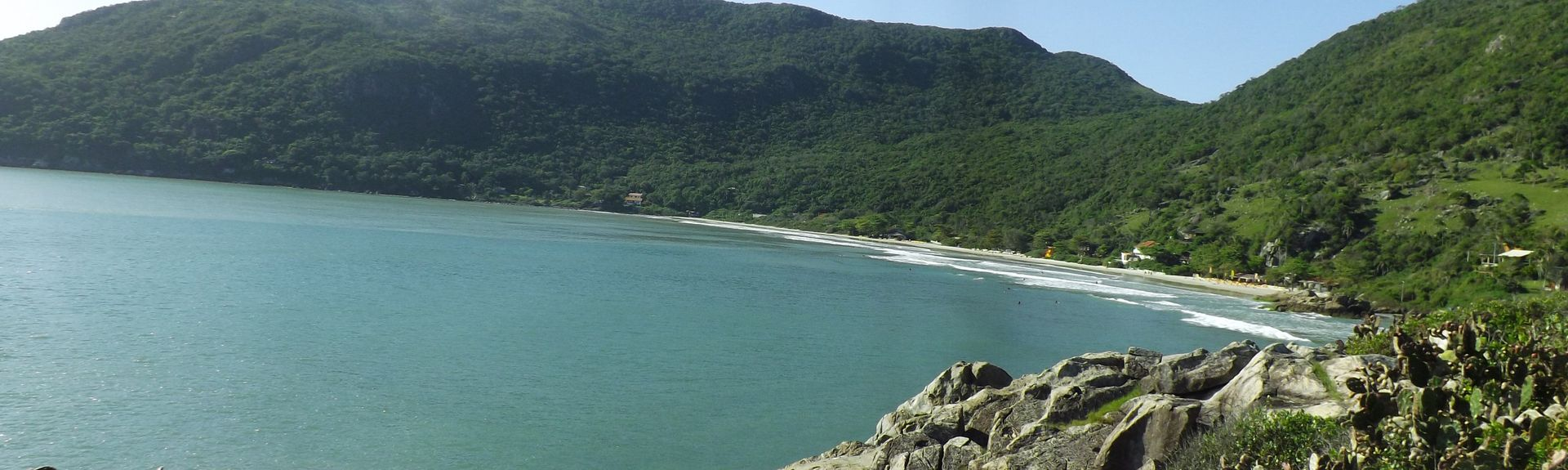 Solidao Beach, Florianopolis, Brazil