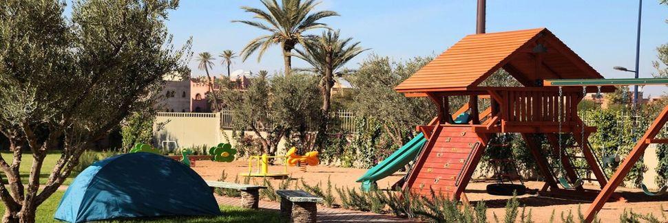 Παλάτι Bahia, Μαρακές, Marrakesh-Tensift-El Haouz, Μαρόκο