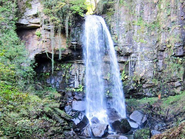 Merthyr Tydfil, Powys, Wales, Großbritannien
