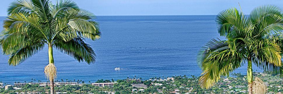Kua Bay, Kailua, Hawái, Estados Unidos
