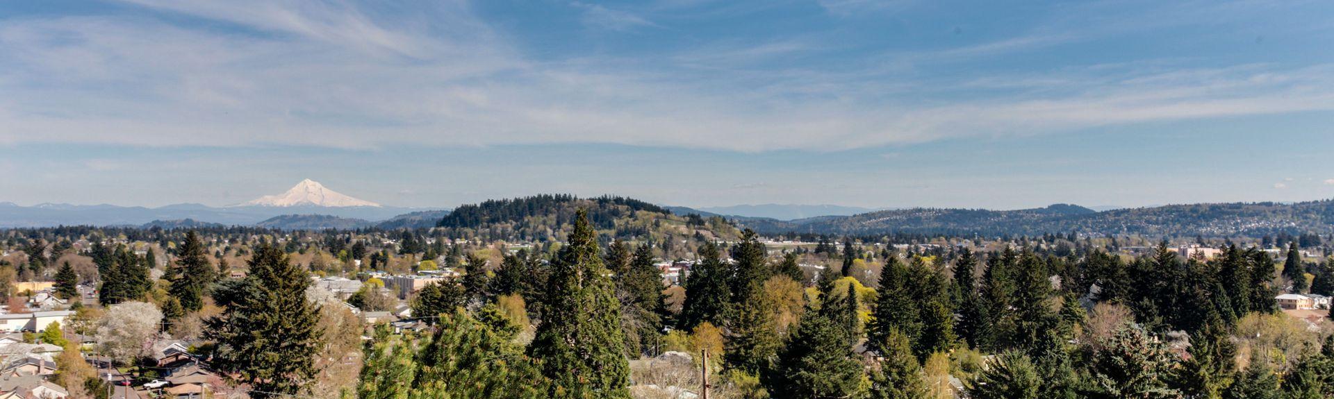 Montavilla, Portland, Oregon, États-Unis d'Amérique