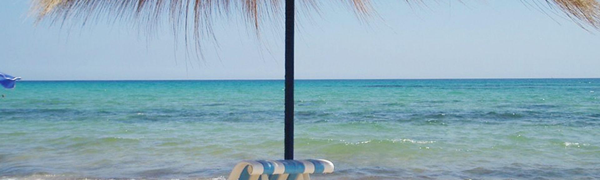Port Yasmine, Hammamet, Tunisia