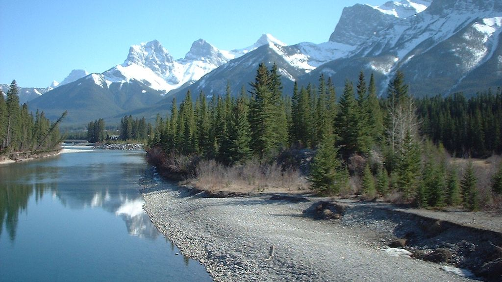 Canmore Crossing, Canmore, AB, Canada