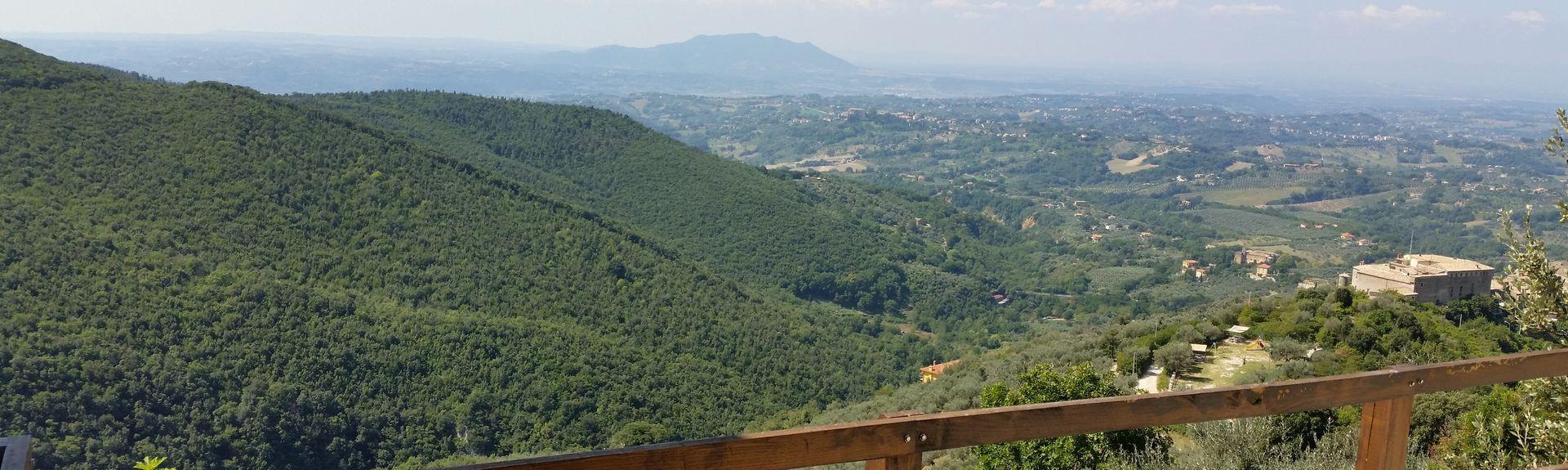 Torricella in Sabina, Latium, Italie