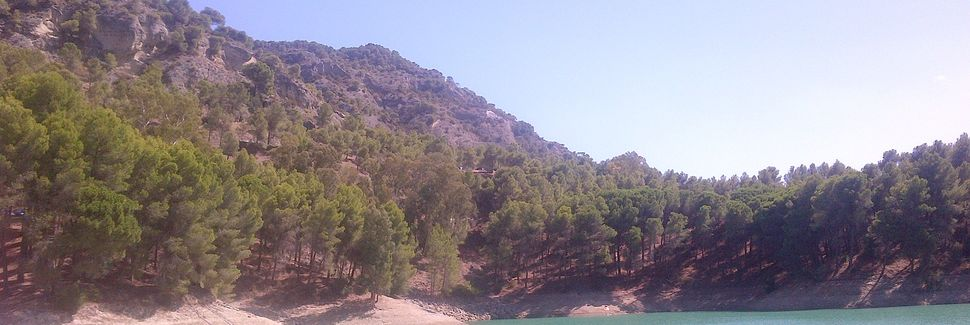 Valle de Abdalajís, Andalusien, Spanien