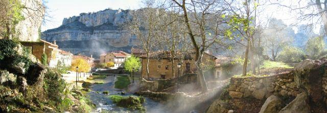 Valle de Sedano, Burgos, Spain