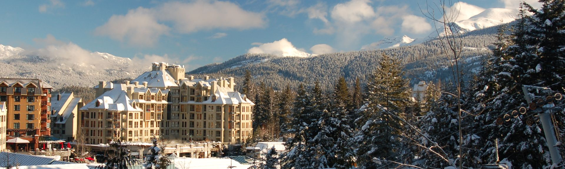 The Westin Resort & Spa, Whistler, Britisch-Kolumbien, CA