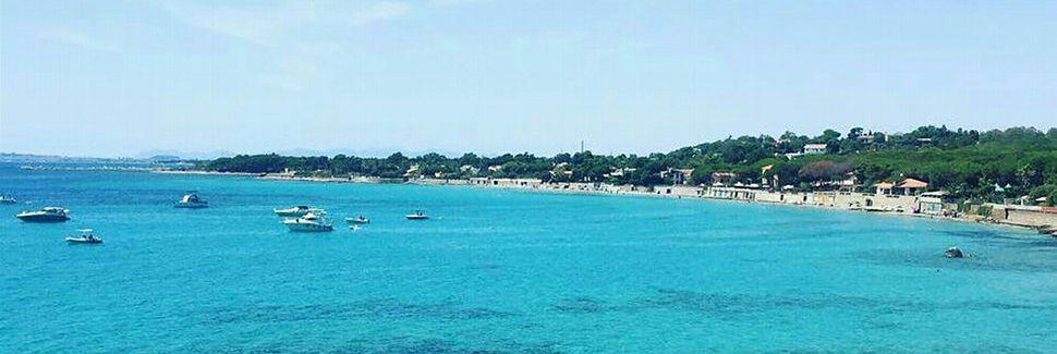 Playa de la Maddalena, Capoterra, Cerdeña, Italia