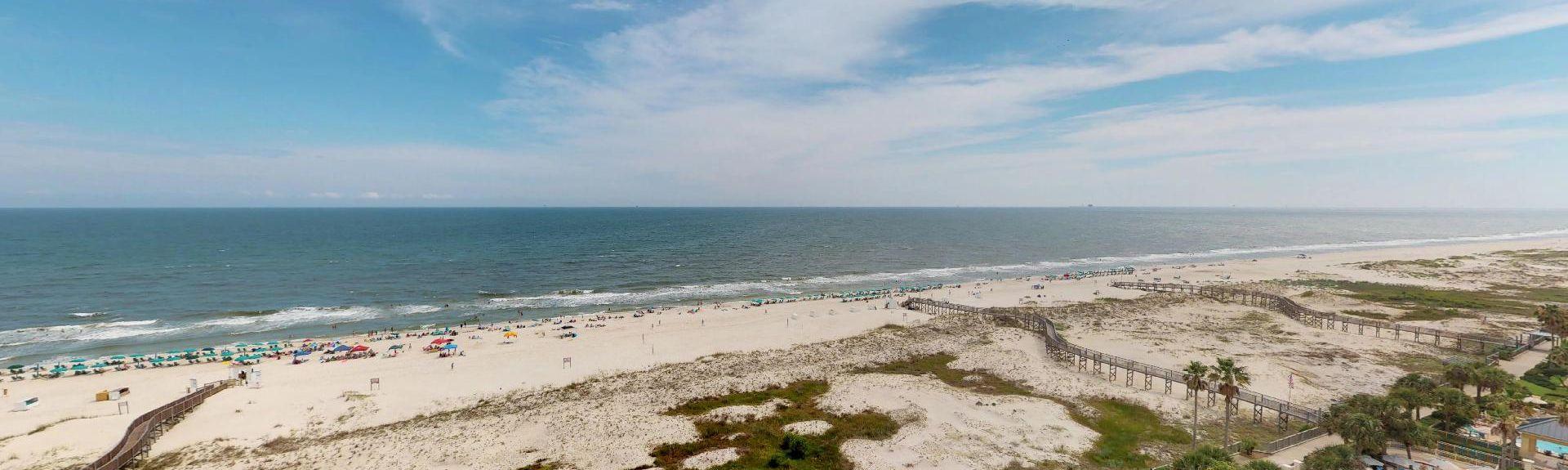 The Beach Club (Fort Morgan, Alabama, Stati Uniti d'America)