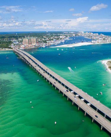 Top 50 Florida Panhandle Beach Vacation