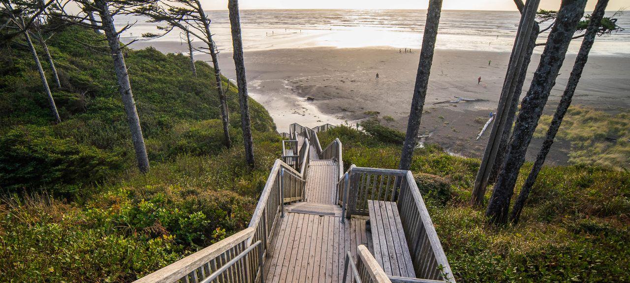 Pacific Beach, Moclips, WA, USA