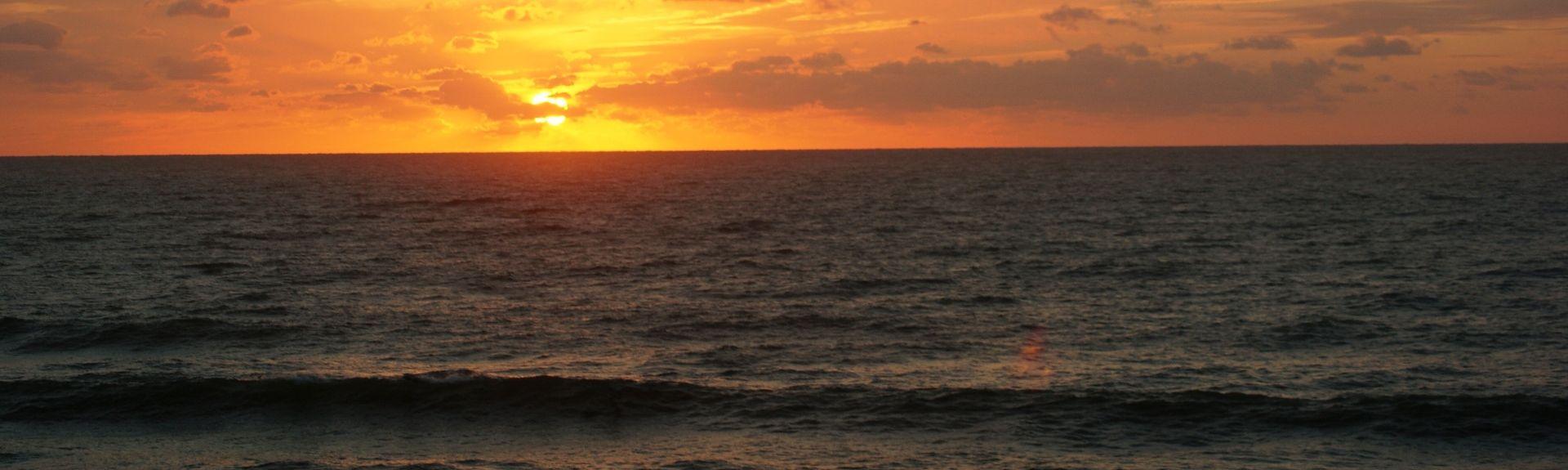 Sea Colony, Carolina Beach, NC, USA