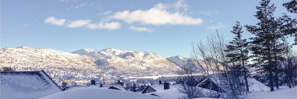 Hovden Alpinsenter, Hovden, Aust-Agder, Norge