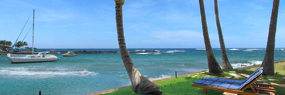 Anne Knudsen Park, Koloa, Hawaii, Stati Uniti d'America