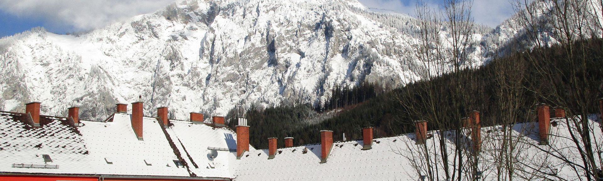 Gams bei Hieflau, Styrie, Autriche