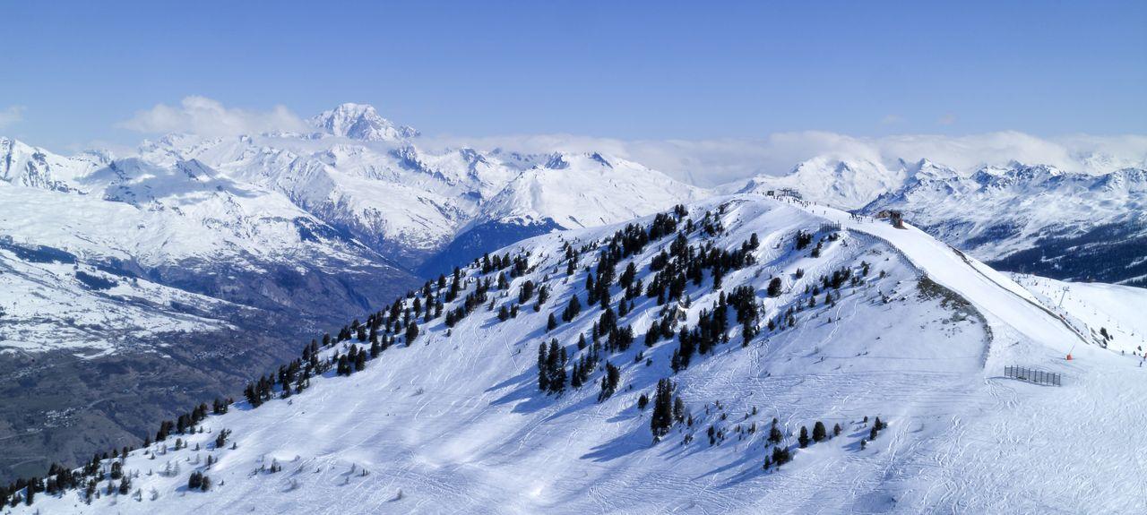 La Plagne, Auvernia-Ródano-Alpes, Francia