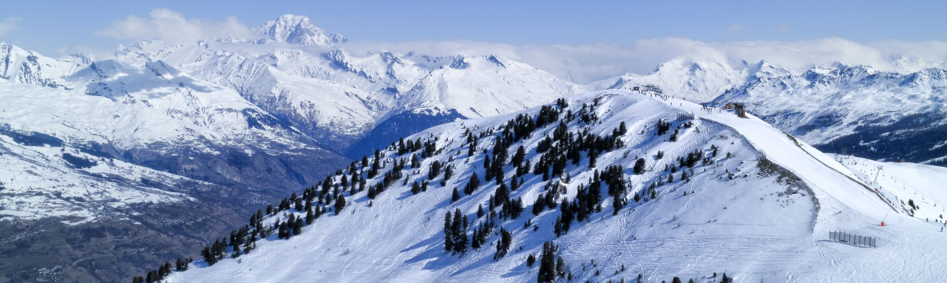 La Plagne, La Plagne-Tarentaise, Auvergne-Rhône-Alpes, Frankrike