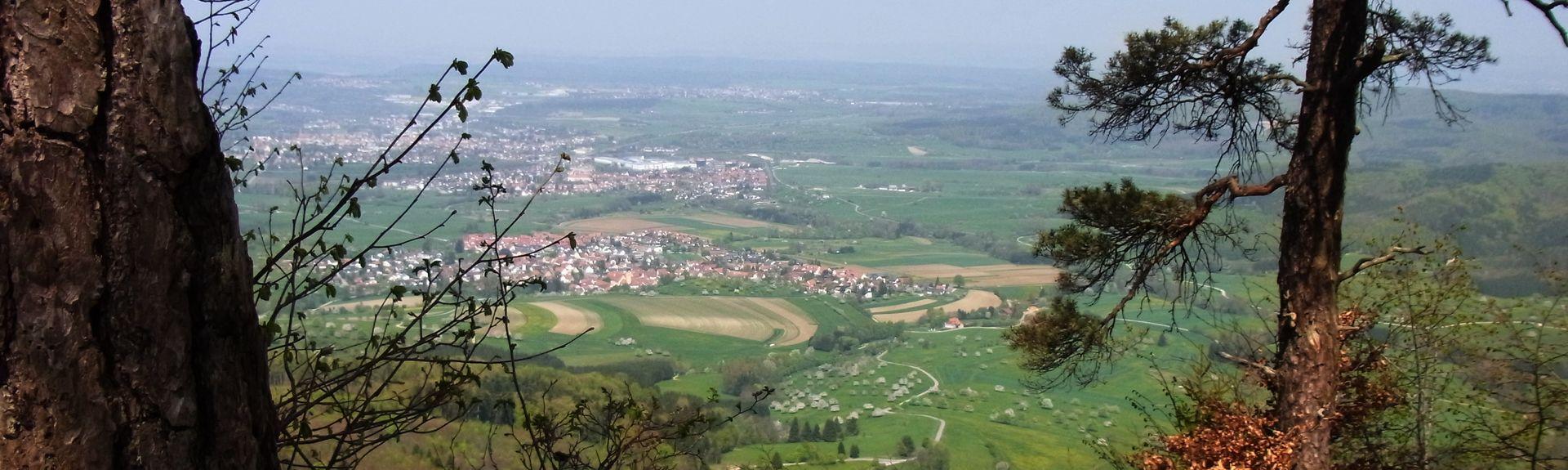 Mössingen, Baden-Württemberg, Deutschland