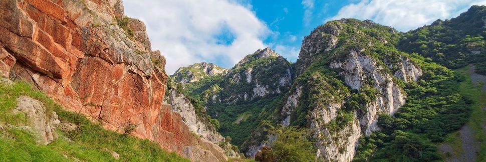 Pola de Somiedo, Principado de Asturias, España