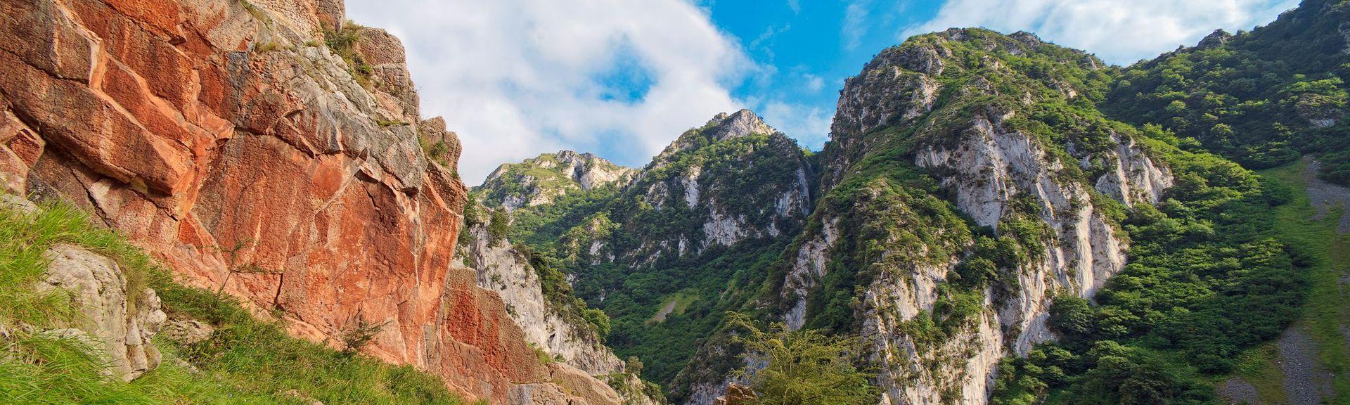 Pola de Somiedo, Somiedo, Asturias, Spain
