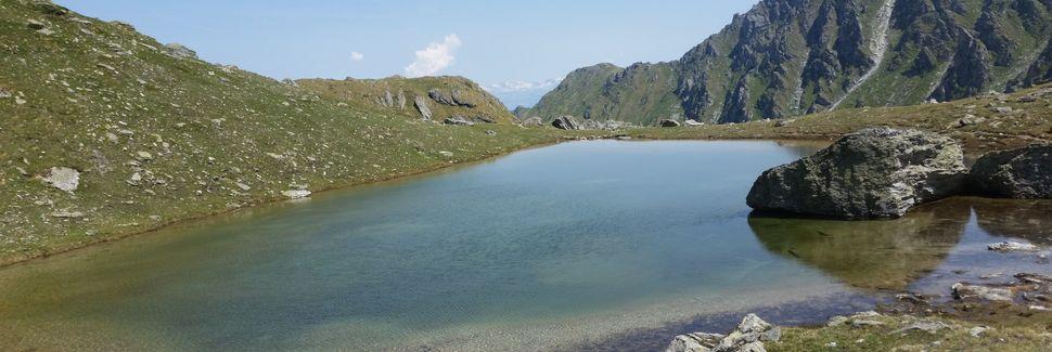 Teleférico Zinal - Sorebois, Zinal, Cantón del Valais, Suiza