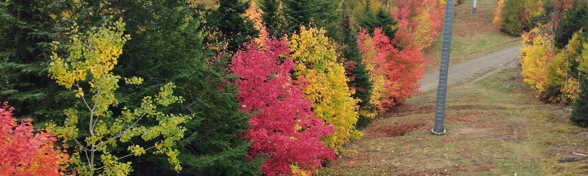 Carrabassett Valley, Maine, États-Unis d'Amérique