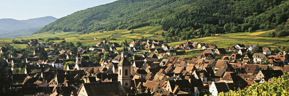 Alsácia, Grand Est, França