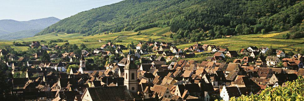 Elsass, Grand Est, Frankreich