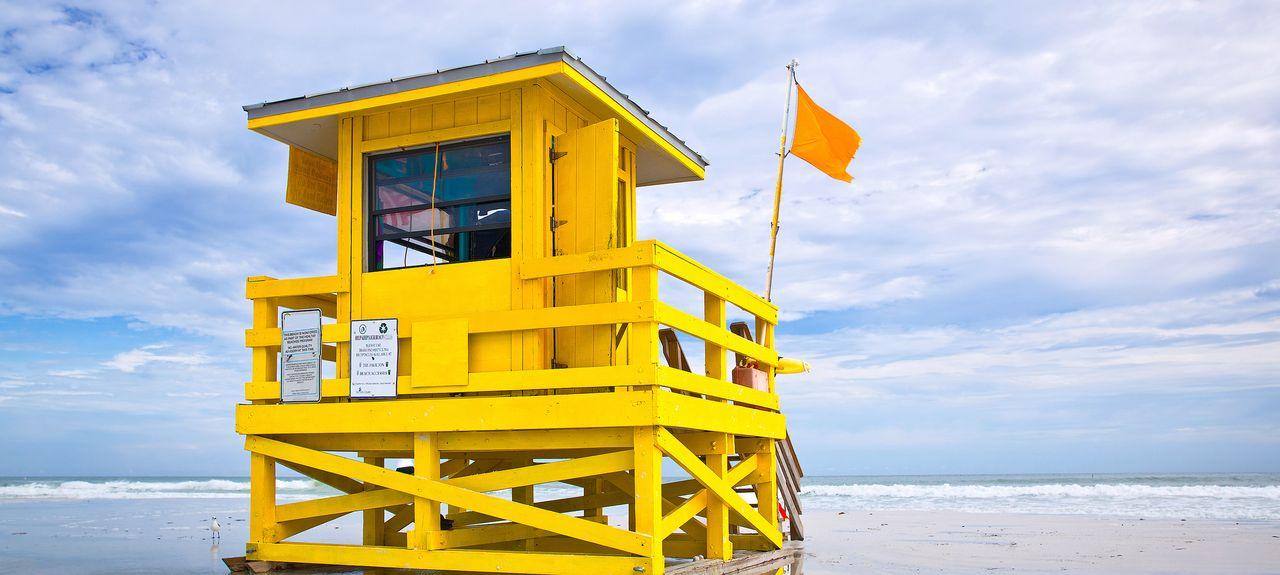Siesta Key, FL, USA