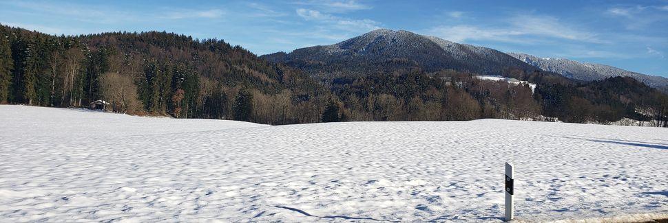 Kreuzfeld, Inzell, Baijeri, Saksa